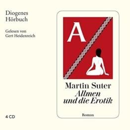 Allmen und die Erotik (Diogenes Hörbuch) - 1