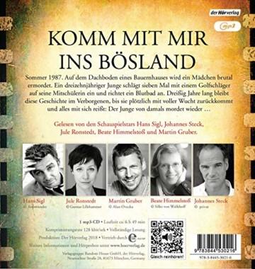Bösland: Thriller - 2