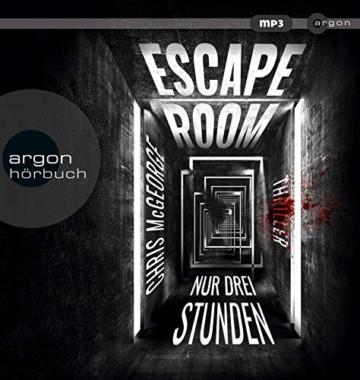 Escape Room: Nur drei Stunden - 1