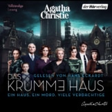 Das krumme Haus als Hörbuch Download von Agatha Christie