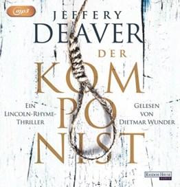 Der Komponist: Ein Lincoln-Rhyme-Thriller - 1