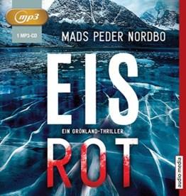 Eisrot: Ein Grönland-Thriller - 1