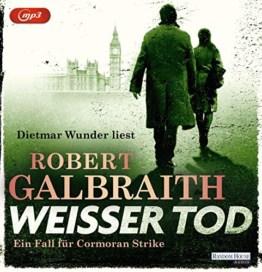 Weißer Tod (Die Cormoran-Strike-Reihe, Band 4) - 1