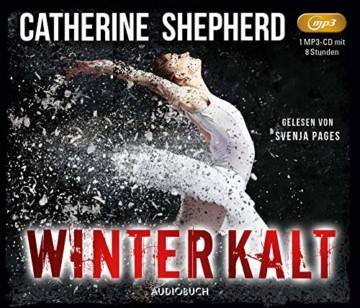 Winterkalt (ungekürzte Lesung auf 1 MP3-CD mit 8 Stunden) (Julia Schwarz) - 1