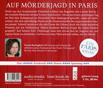Madame Bertin steht früh auf: Ein Paris-Krimi - 2