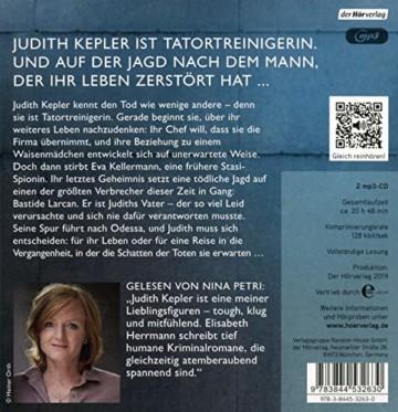 Schatten der Toten: Judith-Kepler-Roman 3 - Kriminalroman - 2