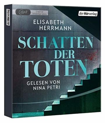 Schatten der Toten: Judith-Kepler-Roman 3 - Kriminalroman - 3