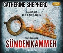 Sündenkammer (Zons-Thriller, ungekürzte Lesung auf 1 MP3-CD) - 1