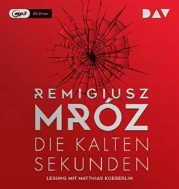 Die kalten Sekunden: Lesung mit Matthias Koeberlin und Vera Teltz (1 mp3-CD) - 1