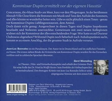 Bretonisches Vermächtnis: Kommissar Dupins achter Fall (Kommissar Dupin ermittelt, Band 8) - 2