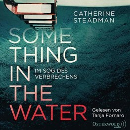 Something in the Water - Im Sog des Verbrechens: 2 CDs - 1