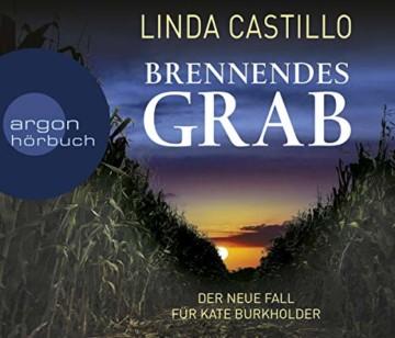 Brennendes Grab (Kate Burkholder ermittelt, Band 10) - 1