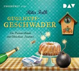 Guglhupfgeschwader: Der zehnte Fall für den Eberhofer. Ein Provinzkrimi. Ungekürzte Lesung mit Christian Tramitz (6 CDs) - 1