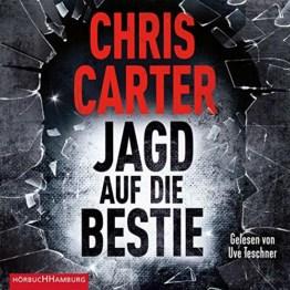 Jagd auf die Bestie: 2 CDs (Ein Hunter-und-Garcia-Thriller, Band 10) - 1