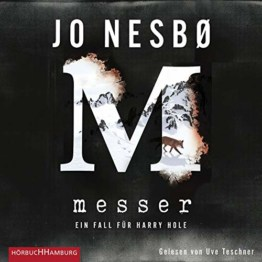 Messer (Ein Harry-Hole-Krimi 12): Ein Fall für Harry Hole: 2 CDs - 1
