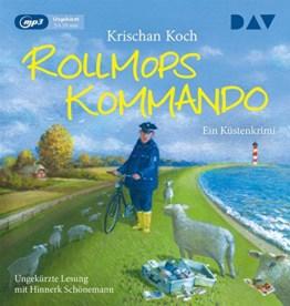 Rollmopskommando: Ungekürzte Lesung mit Hinnerk Schönemann (1 mp3-CD) - 1