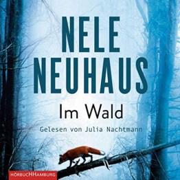 Im Wald (Ein Bodenstein-Kirchhoff-Krimi 8): 9 CDs - 1