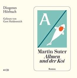 Allmen und der Koi (Diogenes Hörbuch) - 1