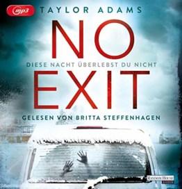 No Exit -: Diese Nacht überlebst du nicht - 1