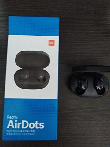 Original Xiaomi Redmi AirDots Bluetooth-Kopfhörer, Bluetooth V5.0, Stereo-Headset mit magnetischer Ladestation - 5
