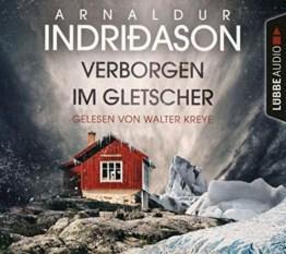 Verborgen im Gletscher: Island Krimi. - 1