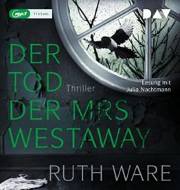 Der Tod der Mrs Westaway: Lesung mit Julia Nachtmann (1 mp3 CD) - 1