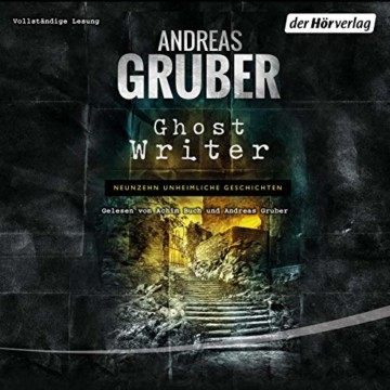 Ghost Writer - 1