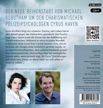 Schweige still: Cyrus Haven 1 - 2