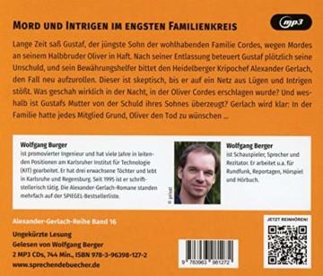 Wenn Rache nicht genügt: Ein Fall für Alexander Gerlach - 2