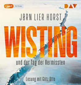Wisting und der Tag der Vermissten (Cold Cases 1): Lesung mit Götz Otto (2 mp3 CDs) - 1
