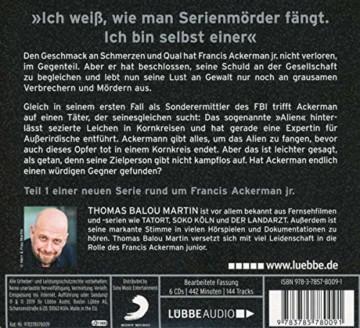 Die Stimme des Zorns: Thriller. (Die Ackermann & Shirazi-Reihe, Band 1) - 2