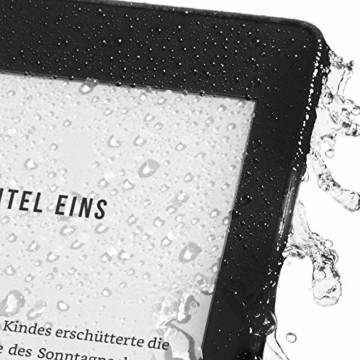 Kindle Paperwhite, wasserfest, 6Zoll (15cm) großes hochauflösendes Display, 8GB – mit Spezialangeboten - Schwarz - 2