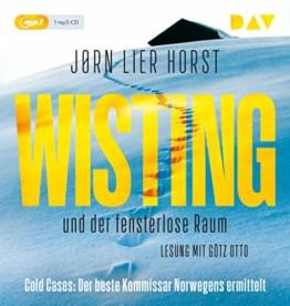 Wisting und der fensterlose Raum (Cold Cases 2): Lesung mit Götz Otto (1 mp3 CD) - 1