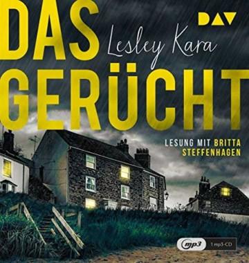 Das Gerücht: Lesung mit Britta Steffenhagen (1 mp3-CD) - 1