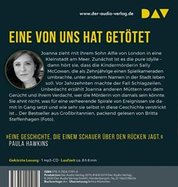 Das Gerücht: Lesung mit Britta Steffenhagen (1 mp3-CD) - 2