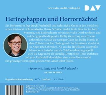 Friedhof der Krustentiere. Ein Küstenkrimi: Ungekürzte Autorenlesung mit Krischan Koch (5 CDs) - 2