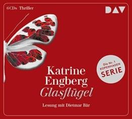 Glasflügel. Ein Kopenhagen-Thriller: Lesung mit Dietmar Bär (7 CDs) - 1