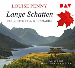 Lange Schatten. Der vierte Fall für Gamache: Lesung mit Hans-Werner Meyer (8 CDs) - 1