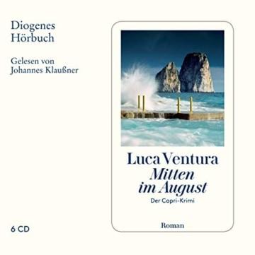 Mitten im August: Der Capri-Krimi (Diogenes Hörbuch) - 1