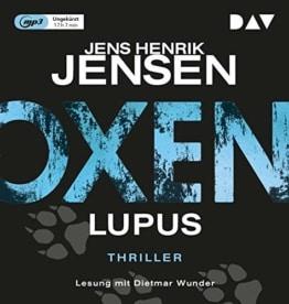 Oxen. Lupus: Ungekürzte Lesung mit Dietmar Wunder (2 mp3-CDs) - 1