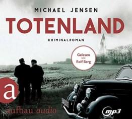 Totenland: Ein Jens-Druwe-Roman (Inspektor Jens Druwe, Band 1) - 1