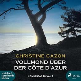 Vollmond über der Cote d'Azur: Kommissar Duval 7 - 1