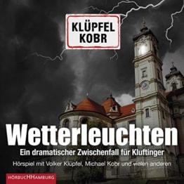 Wetterleuchten (Kluftinger)-Hörspiel - 1