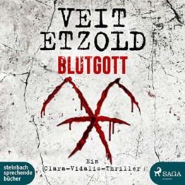 Blutgott: Clara Vidalis 7 - 1