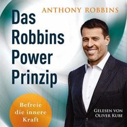 Das Robbins Power Prinzip: Befreie die innere Kraft: 3 CDs - 1