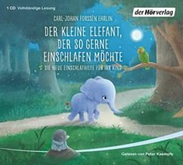 Der kleine Elefant, der so gerne einschlafen möchte: Die neue Einschlafhilfe für Ihr Kind - Die weltweit erfolgreiche Methode - 1