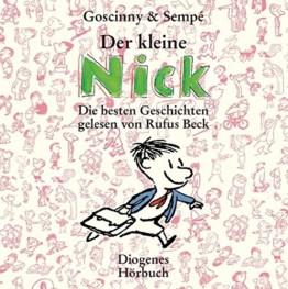 Der kleine Nick: Die besten Geschichten (Diogenes Hörbuch) - 1