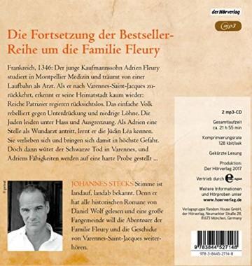 Die Gabe des Himmels: Historischer Roman (Die Fleury-Serie, Band 4) - 2