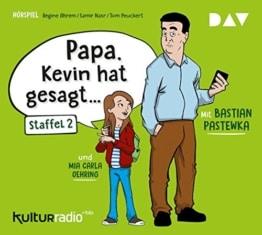 »Papa, Kevin hat gesagt…« Staffel 2: Hörspiel mit Bastian Pastewka u.a. (1 CD) - 1