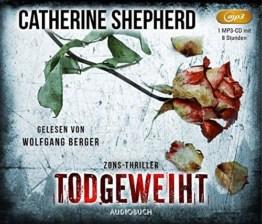 Todgeweiht (Zons-Thriller, Lesung auf 1 MP3-CD) - 1